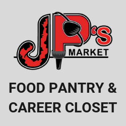 JPs Market: Food pantry and Career Closet