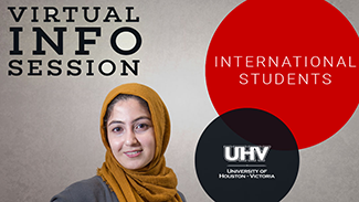 Virtual Information Session International Students