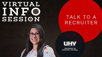 Virtual Information session Talk to a Recruiter
