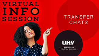 Virtual information session transfer admissions
