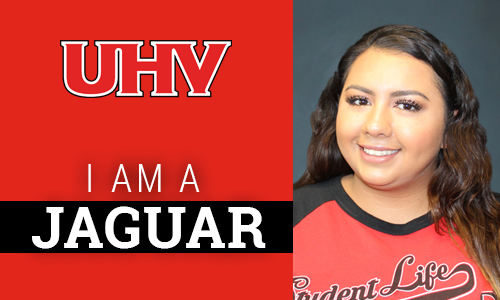 Joann Benevente I am a Jaguar